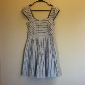 COPY - Andrew Marc New York sweetheart dress